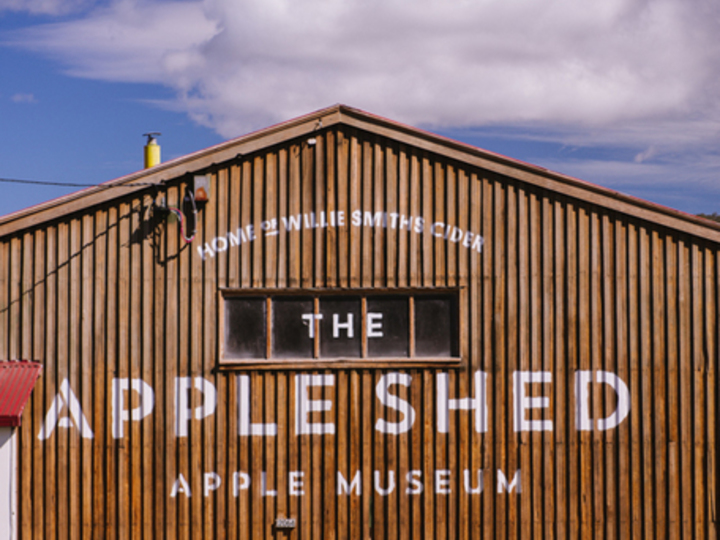 Willie Smiths Apple Shed