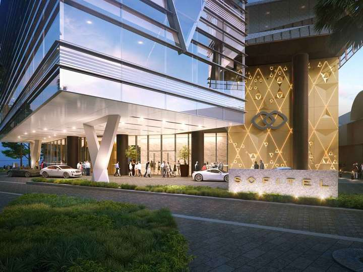 Sofitel Sydney Darling Harbour  Opening October 2017