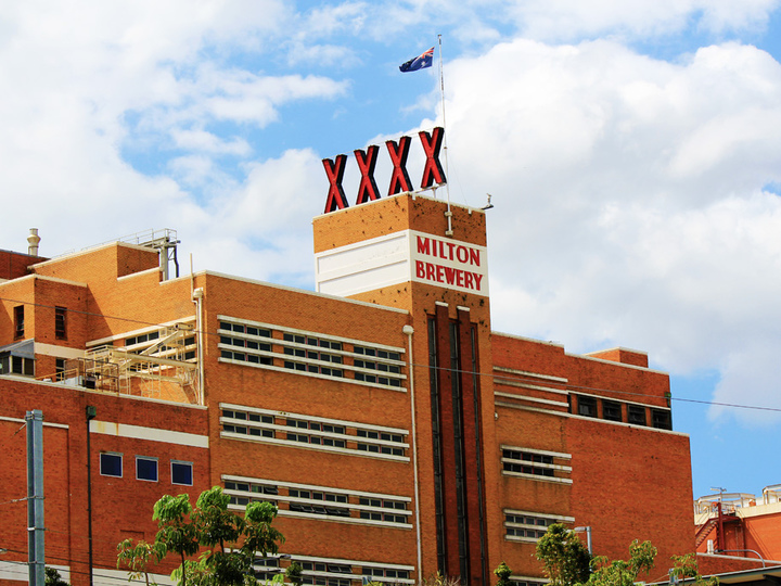 XXXX Brewery And Alehouse