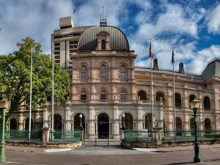 Queensland Parliamentary Service