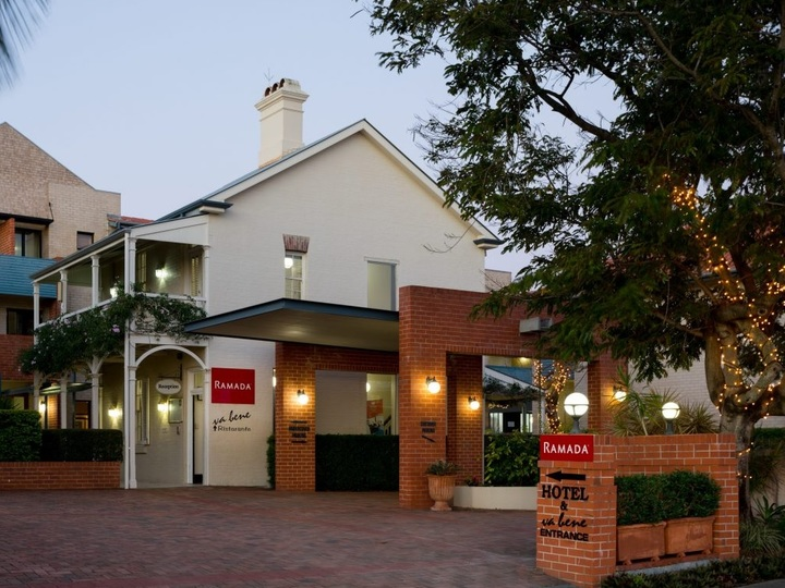 Ramada by Wyndham Brisbane Windsor Hotel