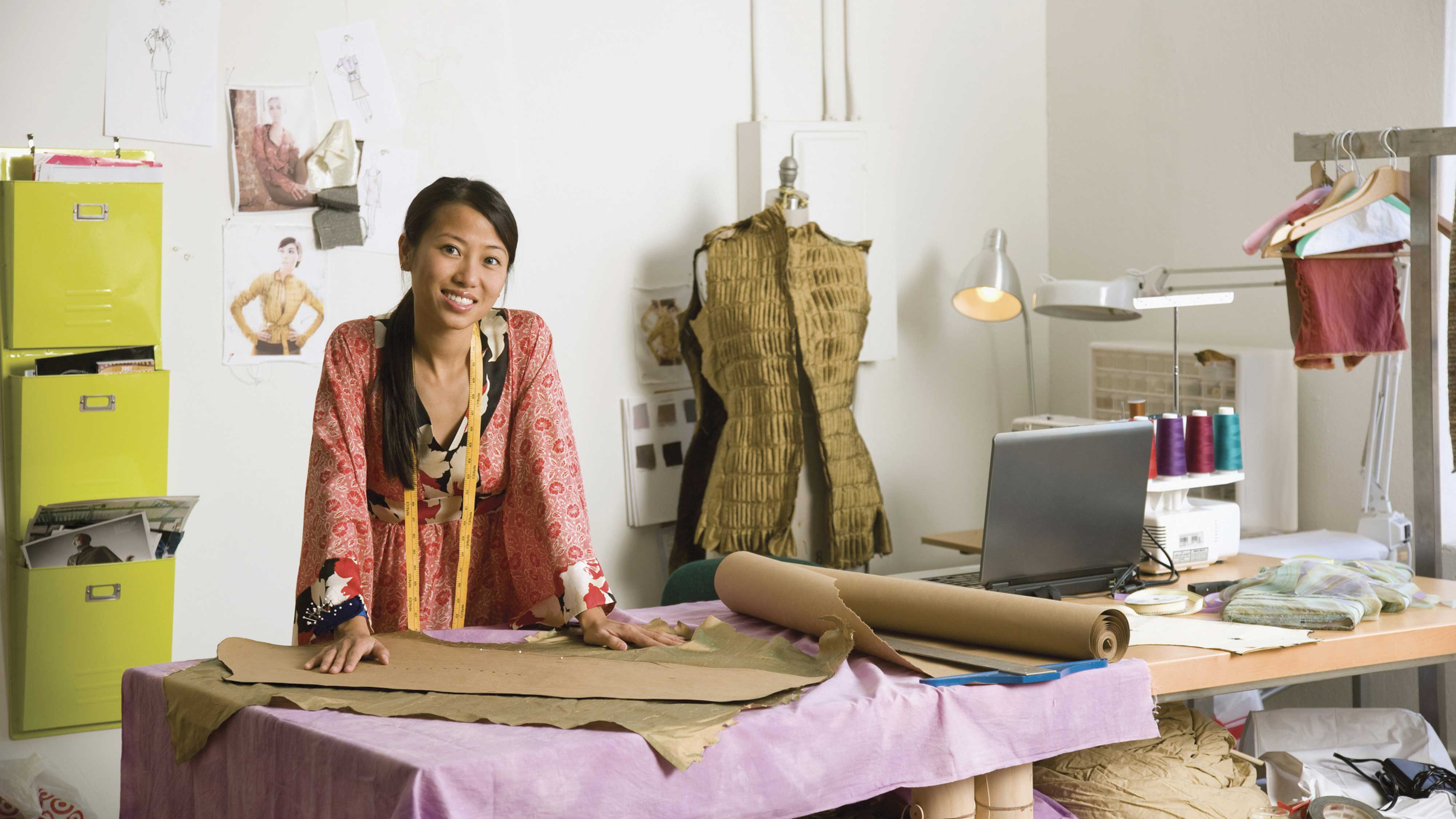 Clothes pattern making classes cae - Interior design students for hire ...