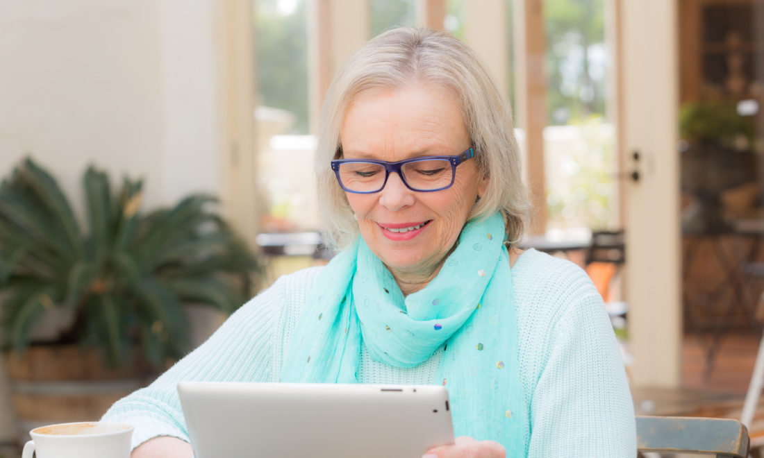 ipad for seniors course