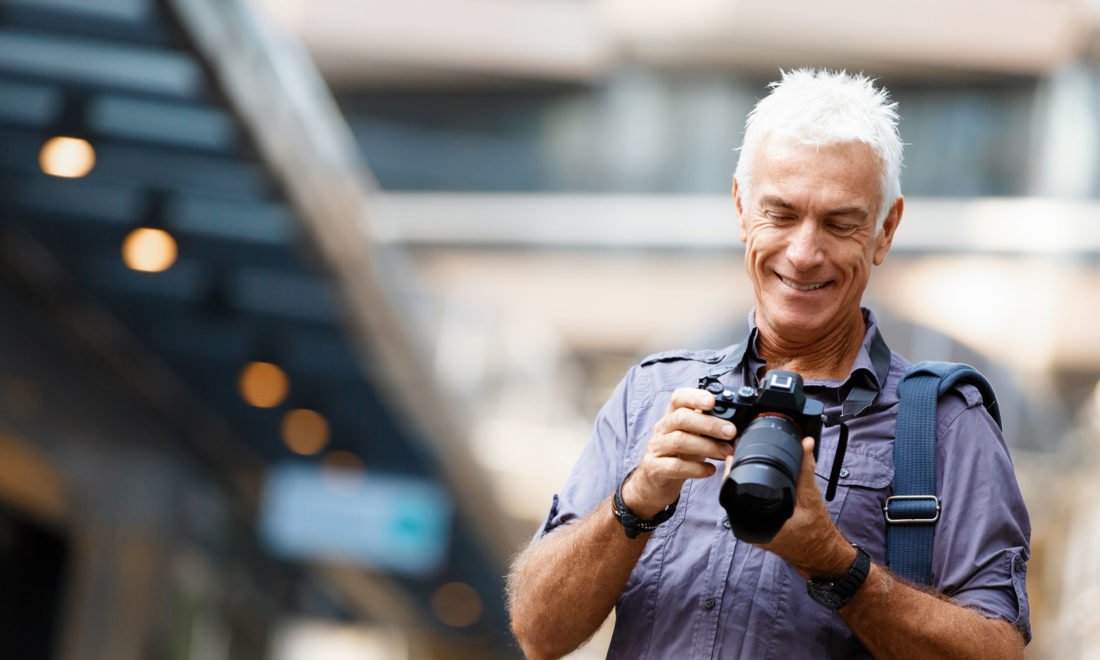 digital photography course for seniors