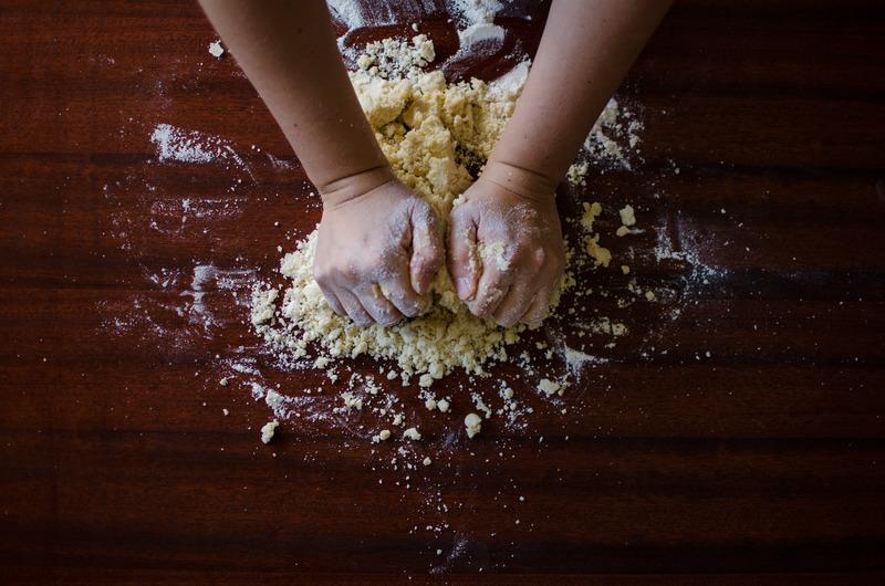 Rainy Day Activities - Baking