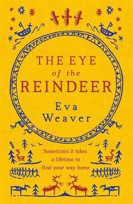 eye of the reindeer