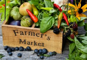 craft and farmers markets