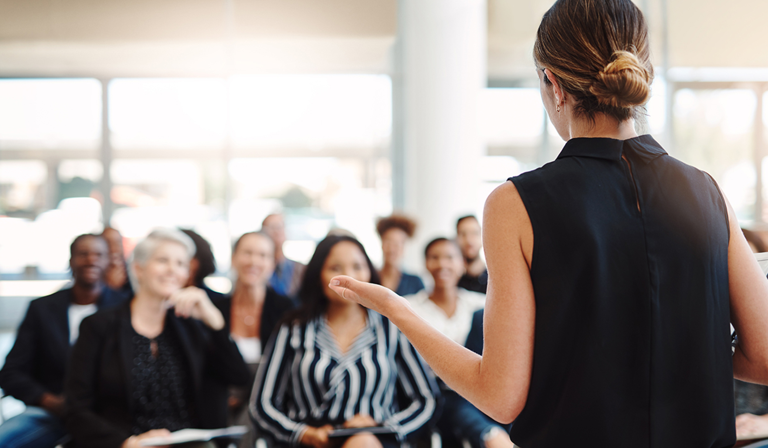 Communication-in-the-Workplace Public Speaking
