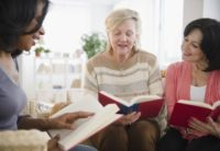 Adult reading group 2