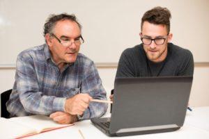 Computers mentoring
