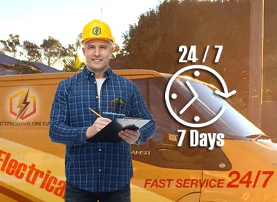 24 hr emergency electrician brisbane