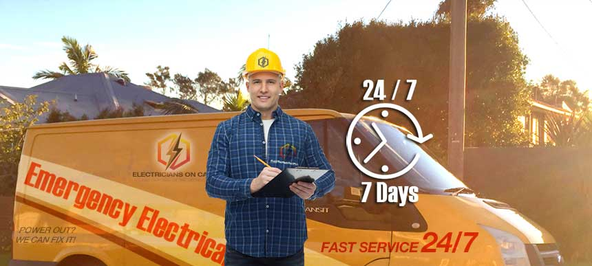 emergency electrician brisbane