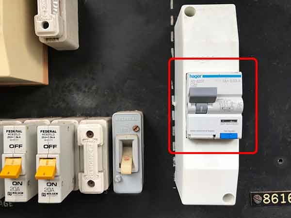 install safety switch brisbane