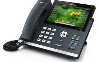 Yealink Handset User Guides