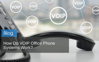 How Does VOIP Office Phone Systems Work?