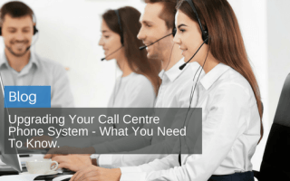 Upgrading Your Call Centre Phone System - PROSUM