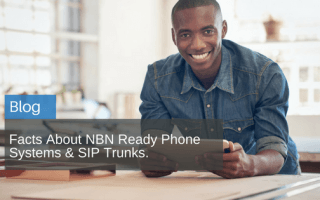 NBN ready phone system and SIP trunk