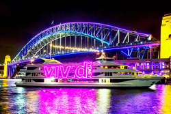 Vivid 7.30pm Dinner & Drinks thumbnail