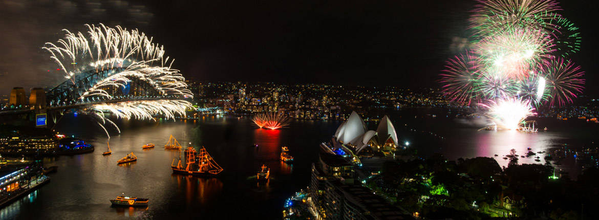 Sydney New Years Eve Cruise Captain Cook Cruises