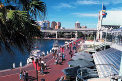 Circular Quay - Darling Harbour Ferry thumbnail