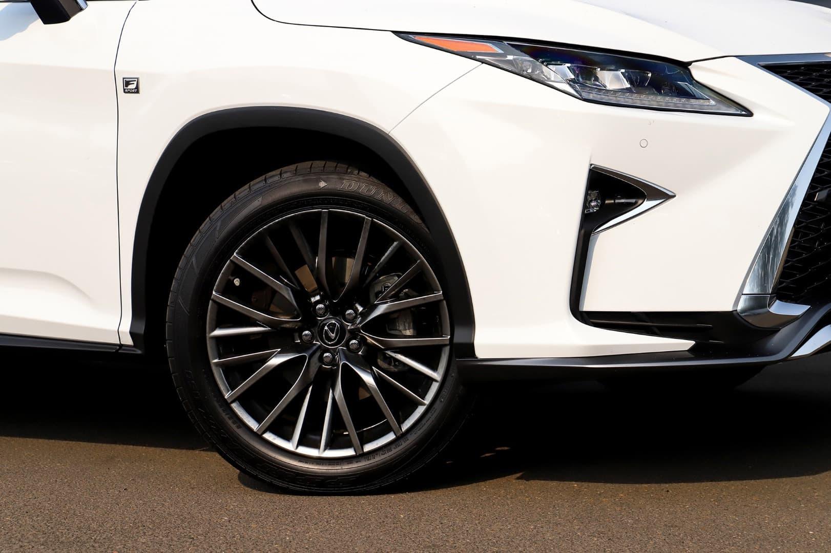 2019 Lexus RX RX350 F Sport Auto 4x4 - image 6