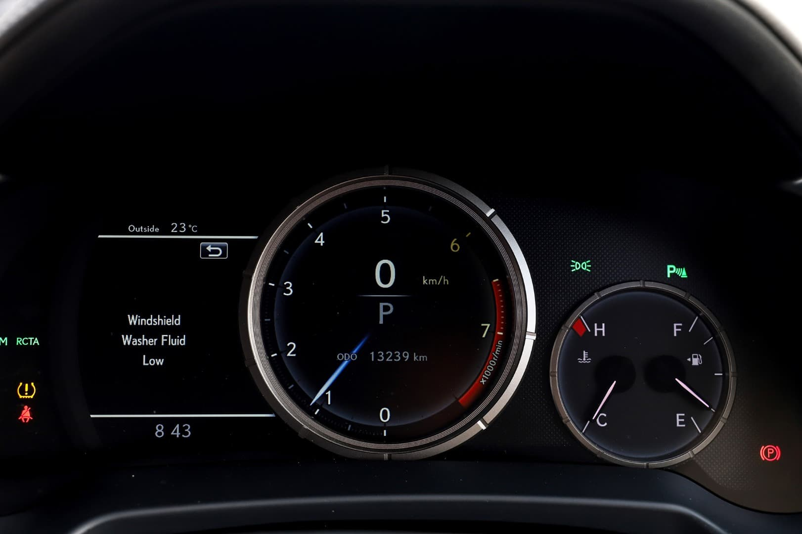 2019 Lexus RX RX350 F Sport Auto 4x4 - image 13