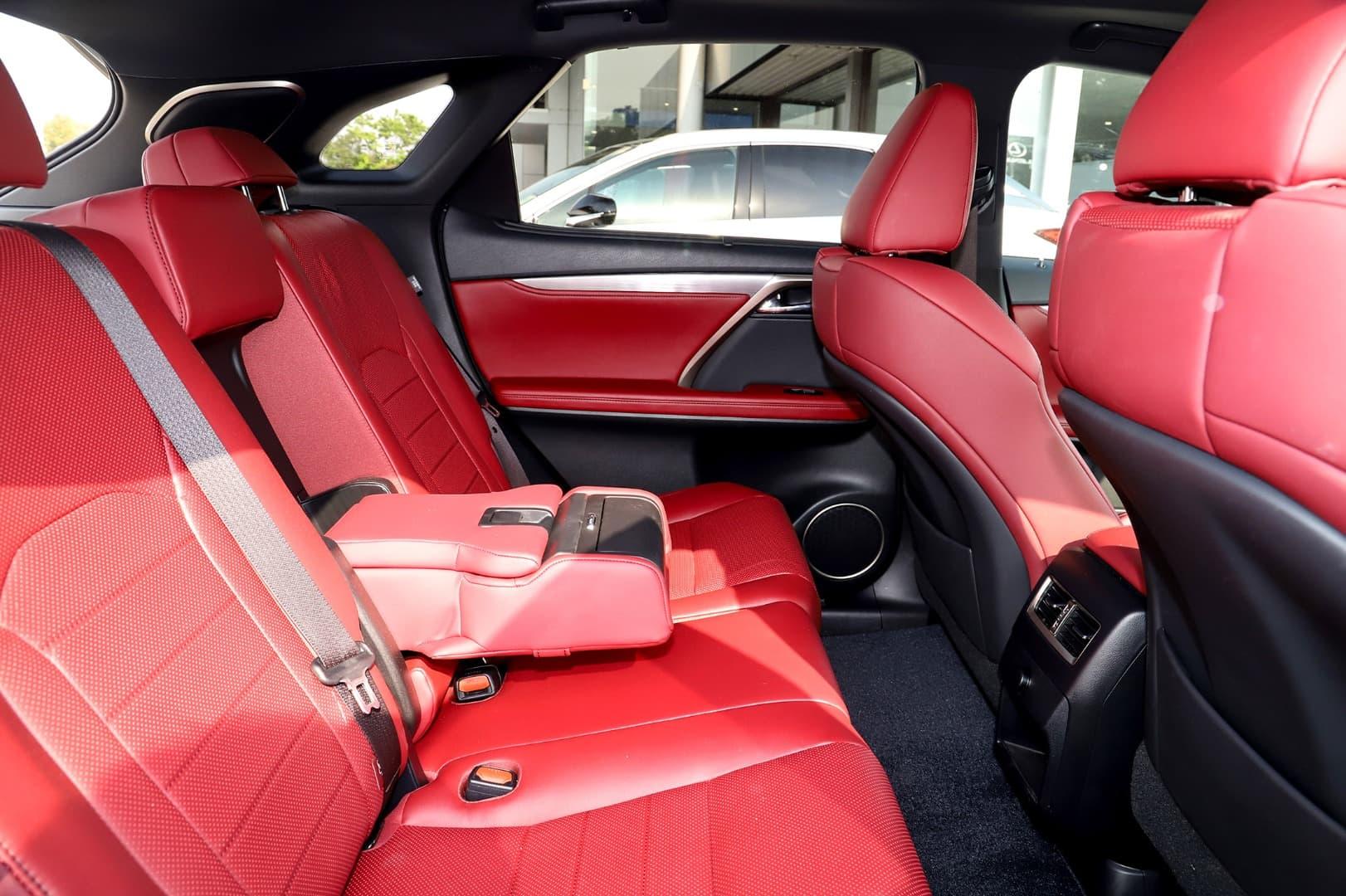 2019 Lexus RX RX350 F Sport Auto 4x4 - image 9