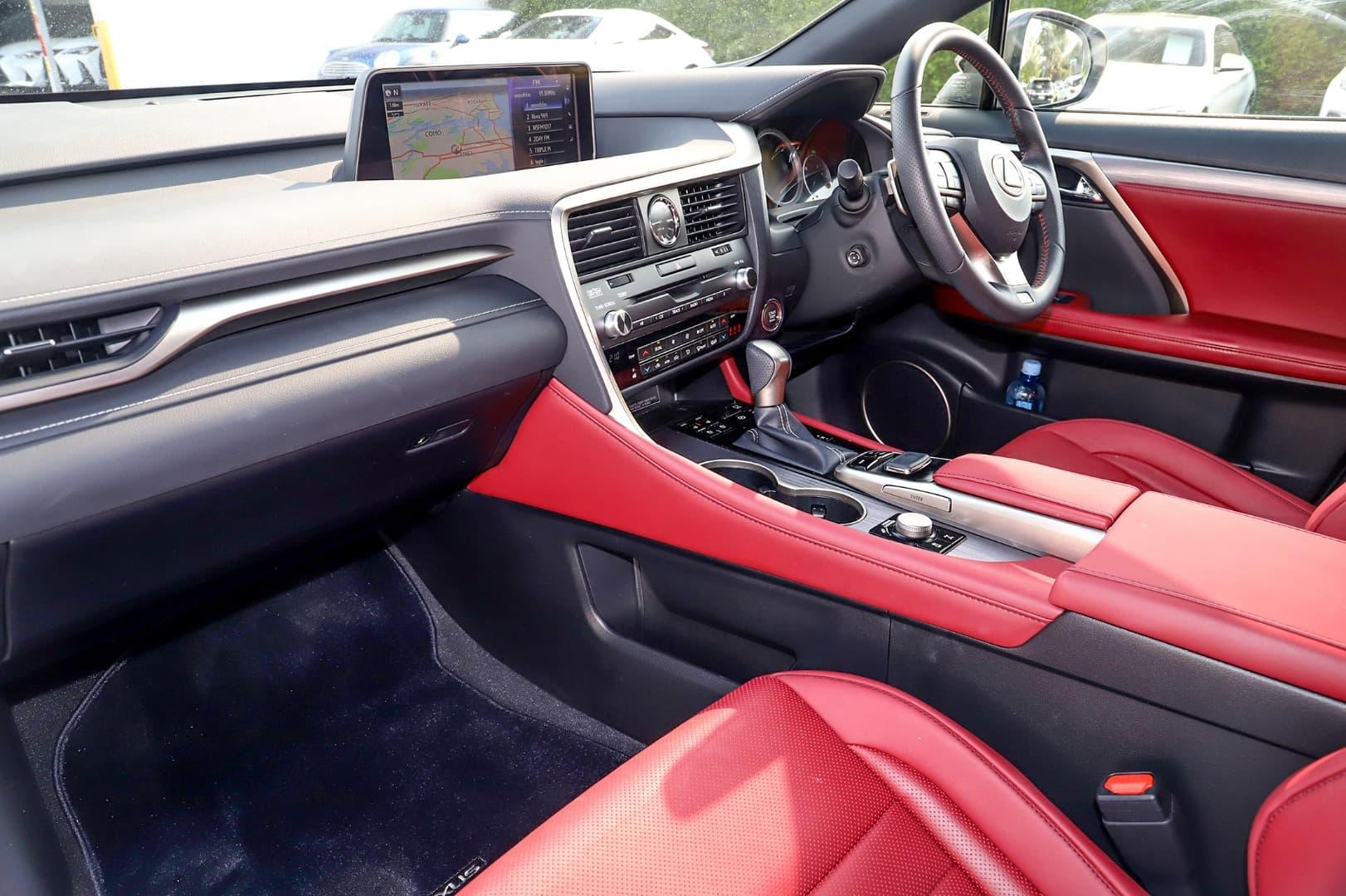 2019 Lexus RX RX350 F Sport Auto 4x4 - image 8