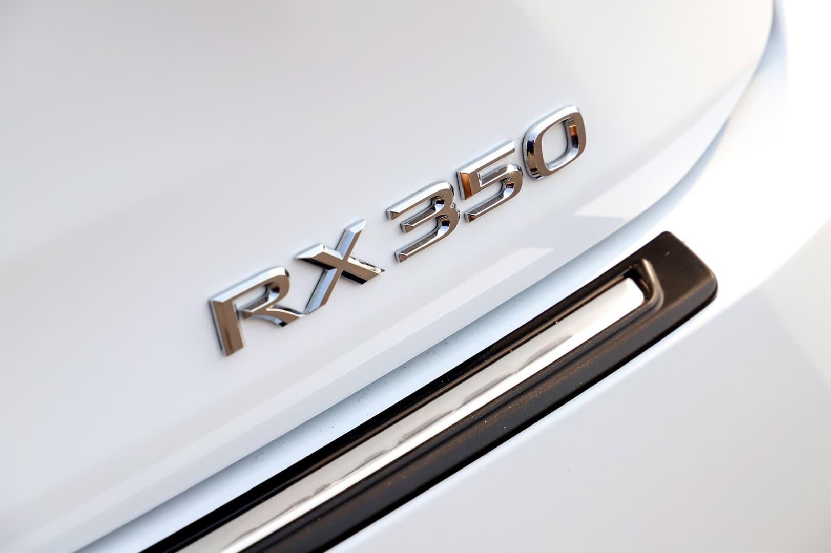 2019 Lexus RX RX350 F Sport Auto 4x4 - image 21