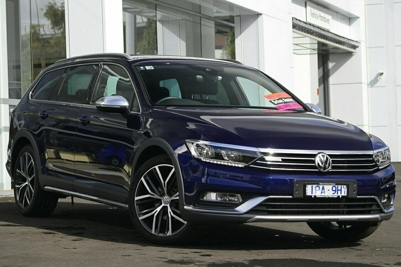 2018 Volkswagen Passat Alltrack Wolfsburg Edition B8 Auto 4motion My18 Car Subscription