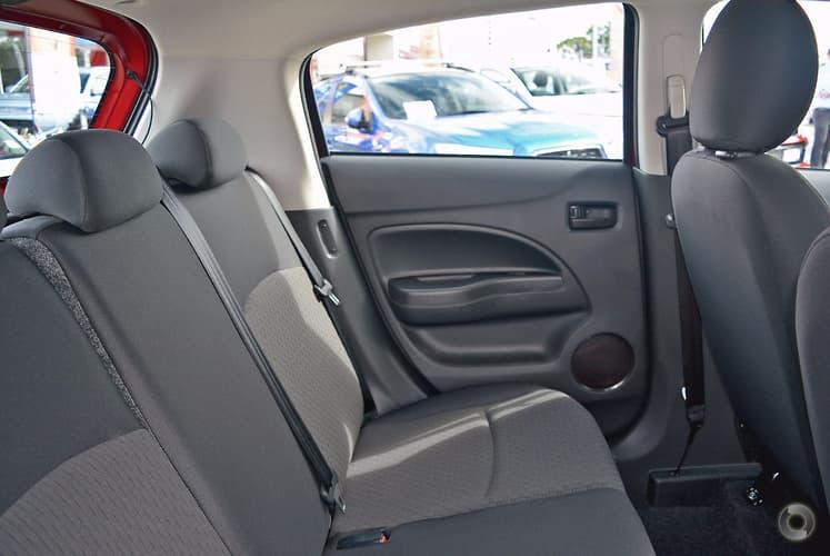 2020 Mitsubishi Mirage ES LA Auto MY20 - image 9