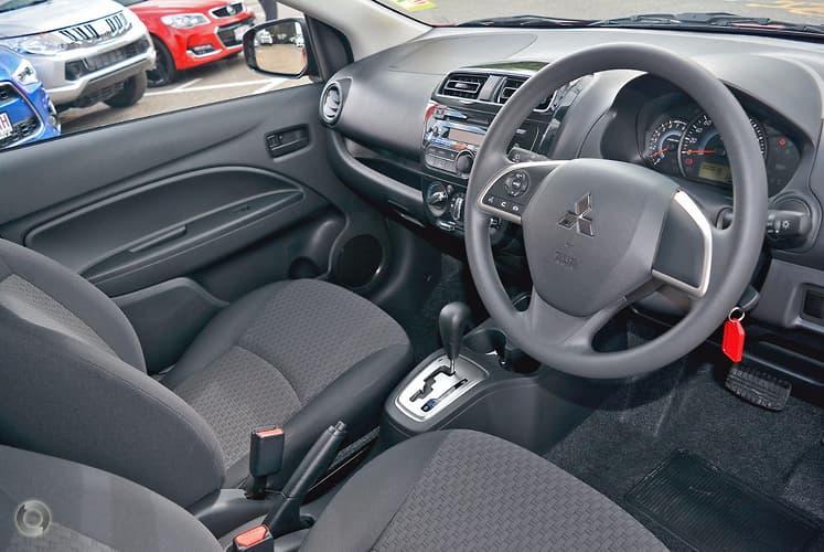 2020 Mitsubishi Mirage ES LA Auto MY20 - image 6