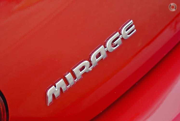 2020 Mitsubishi Mirage ES LA Auto MY20 - image 12
