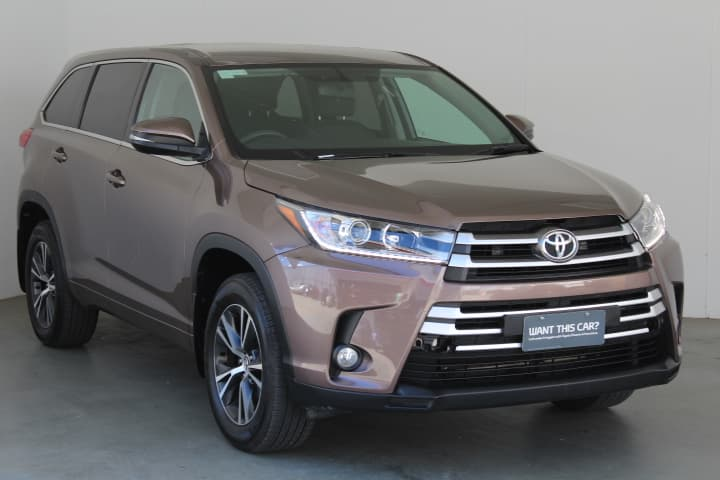2017 Toyota Kluger GX Auto 2WD - image 1