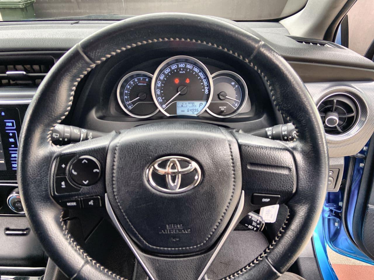 2016 Toyota Corolla Ascent Sport Auto - image 13