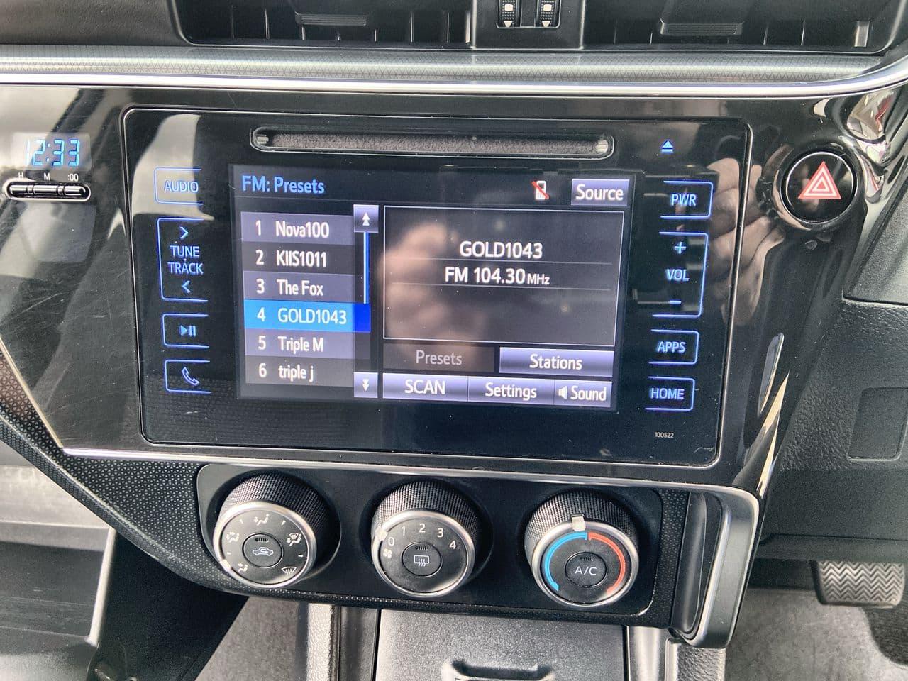 2016 Toyota Corolla Ascent Sport Auto - image 11