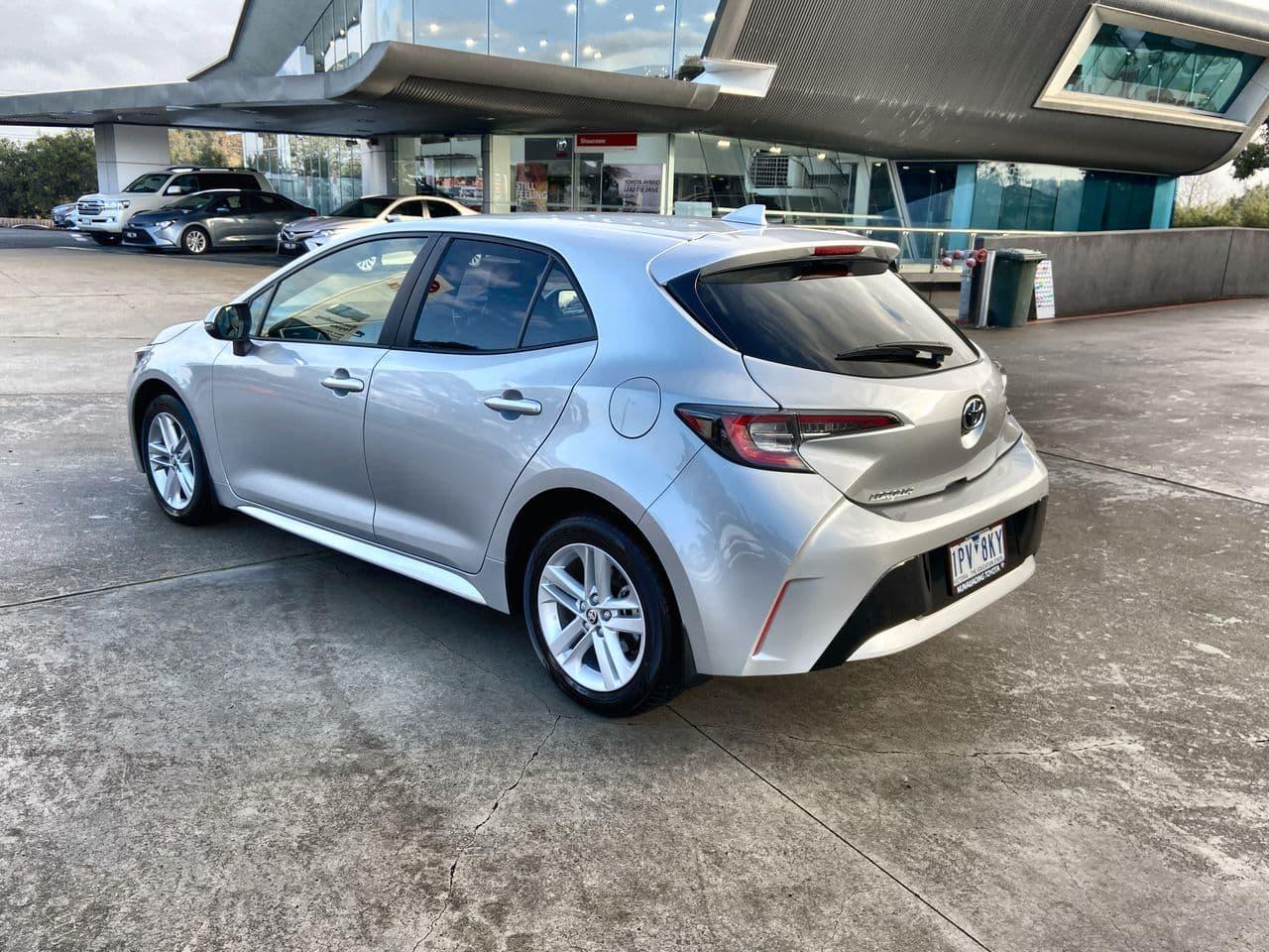 2018 Toyota Corolla SX Auto - image 5
