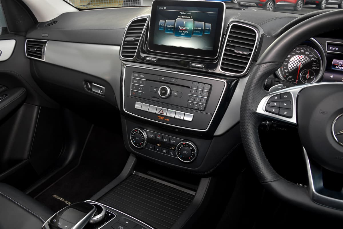 2016 Mercedes-Benz GLE-Class GLE250 d Auto 4MATIC - image 7