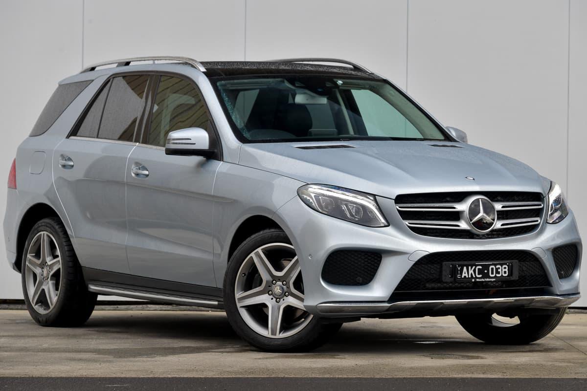 2016 Mercedes-Benz GLE-Class GLE250 d Auto 4MATIC - image 1