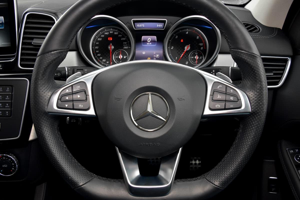 2016 Mercedes-Benz GLE-Class GLE250 d Auto 4MATIC - image 8