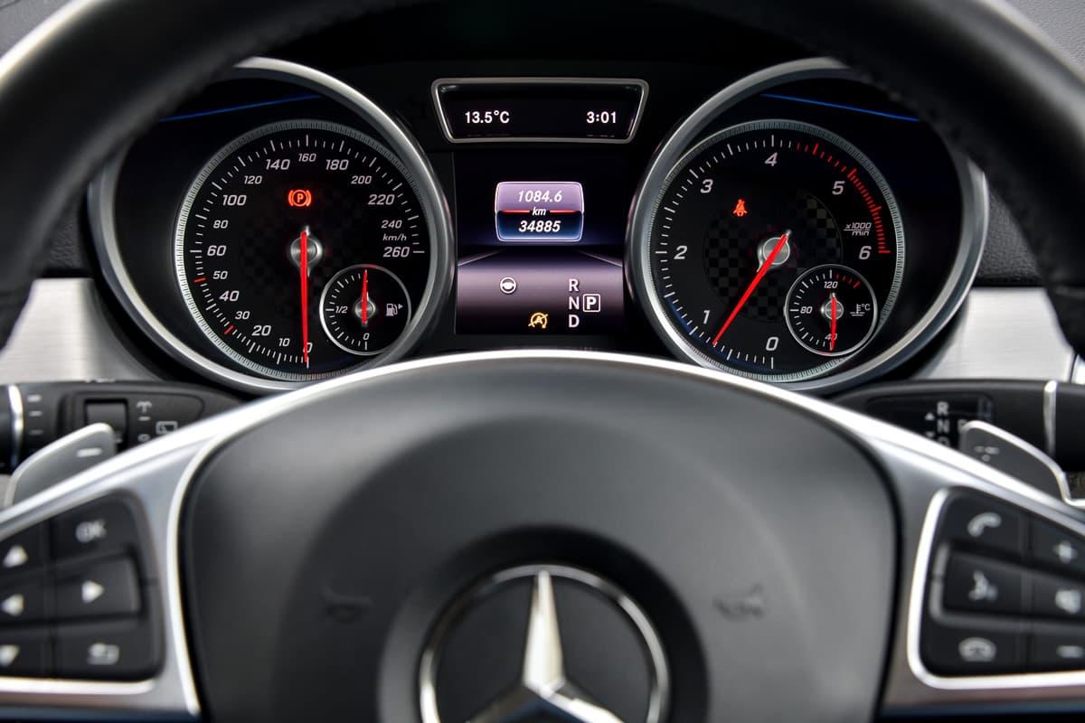 2016 Mercedes-Benz GLE-Class GLE250 d Auto 4MATIC - image 9