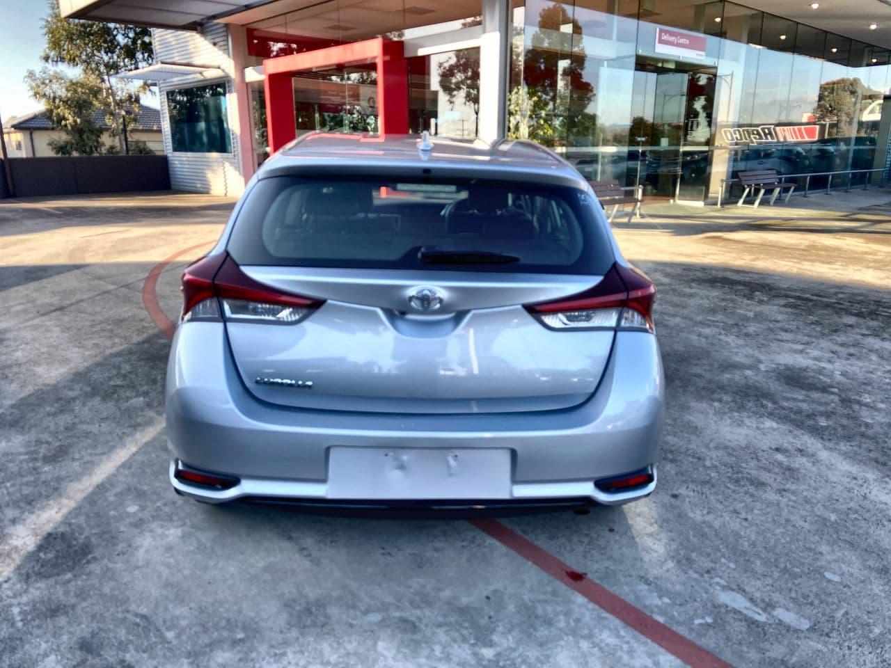 2017 Toyota Corolla Ascent Auto - image 7