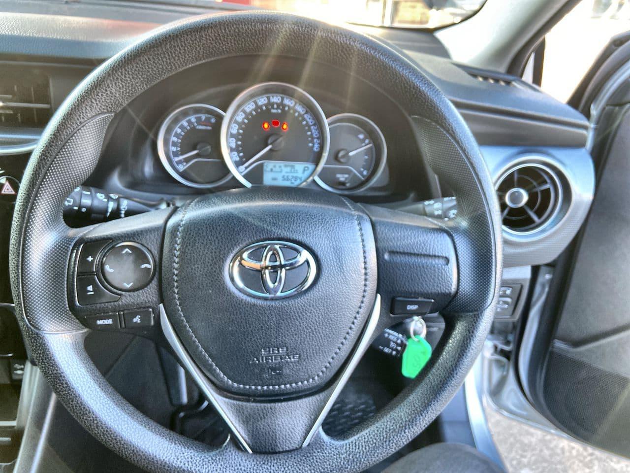 2017 Toyota Corolla Ascent Auto - image 13