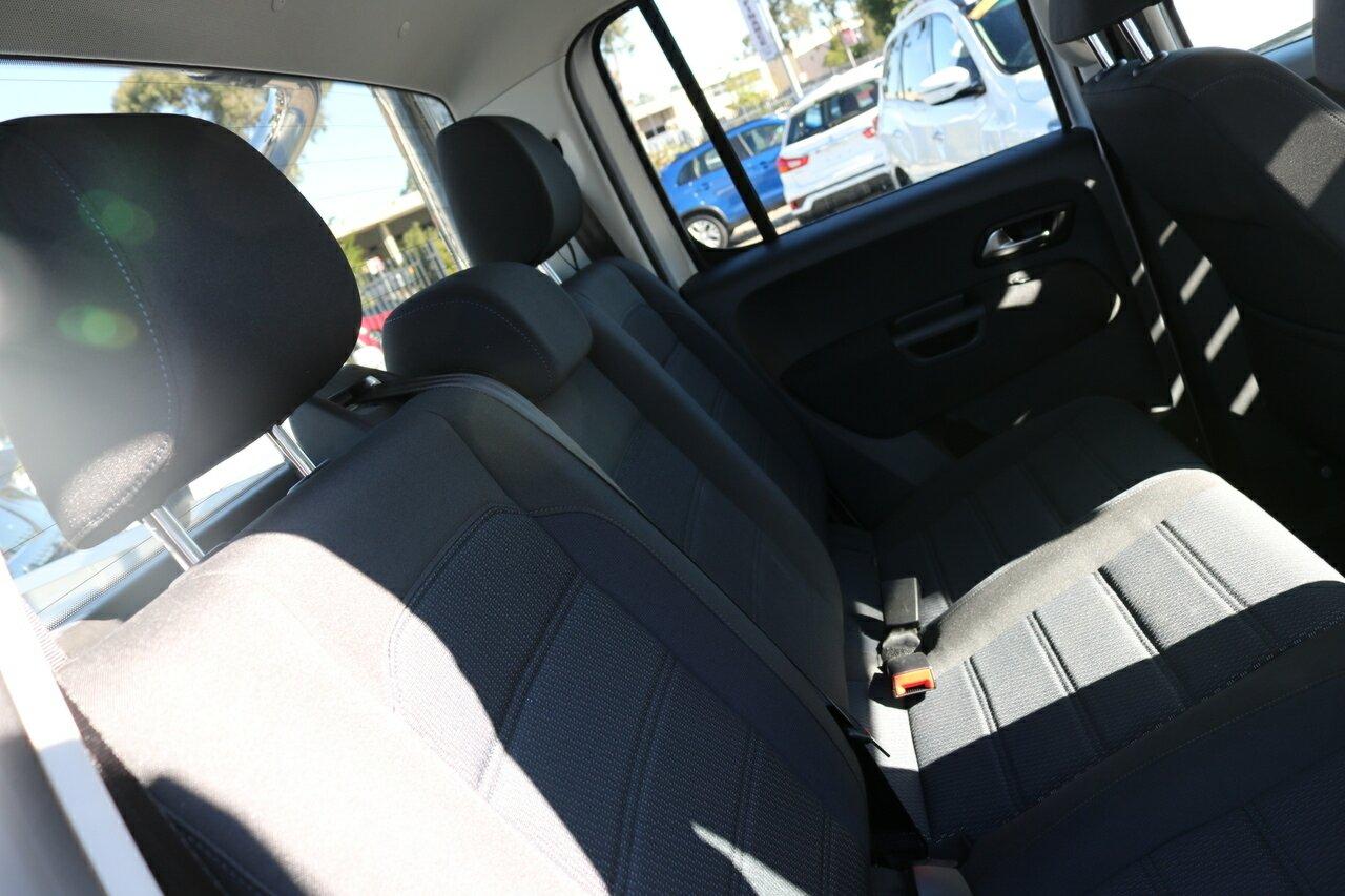 2018 Volkswagen Amarok TDI550 2H 4-Door Utility  - image 22