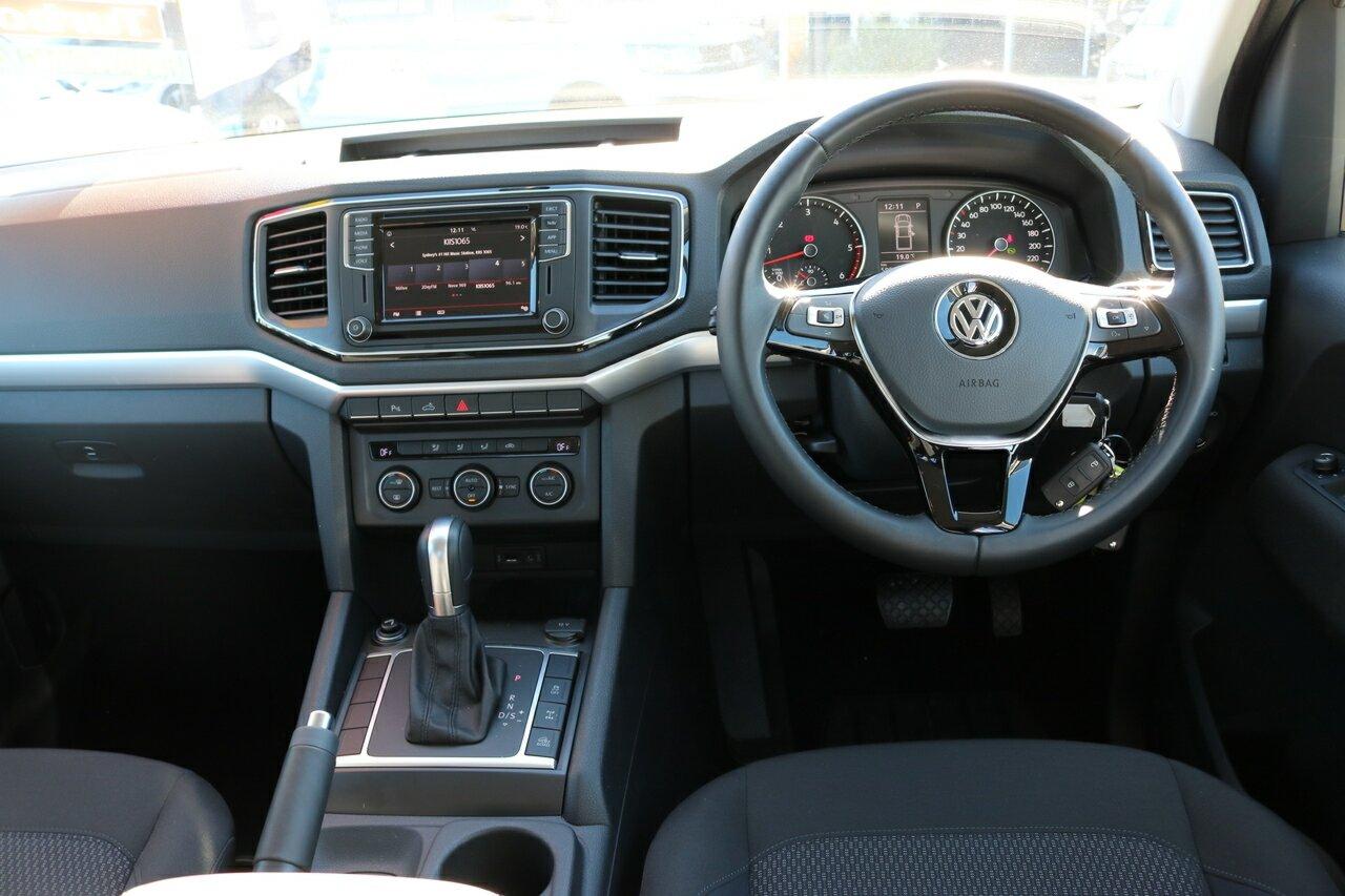 2018 Volkswagen Amarok TDI550 2H 4-Door Utility  - image 24