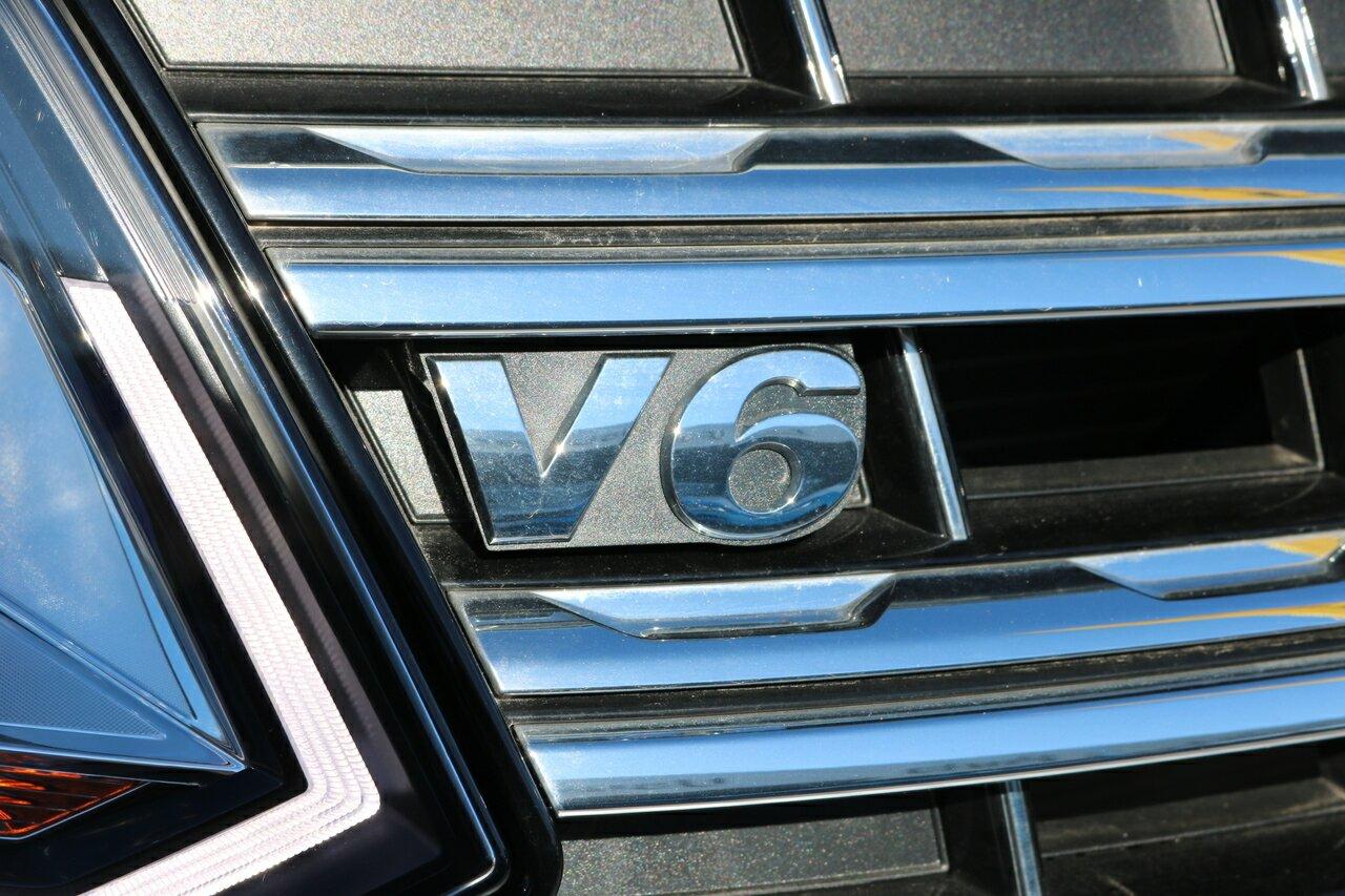 2018 Volkswagen Amarok TDI550 2H 4-Door Utility  - image 19