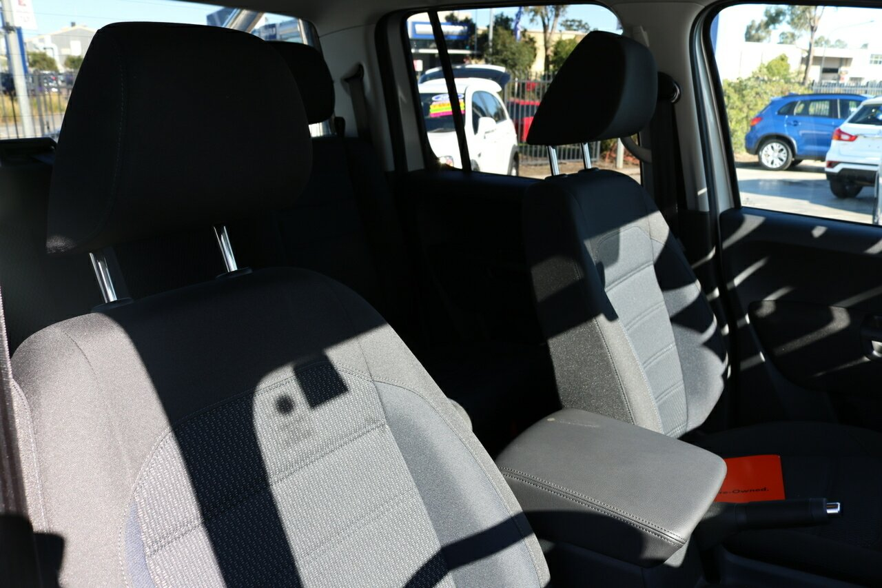 2018 Volkswagen Amarok TDI550 2H 4-Door Utility  - image 30