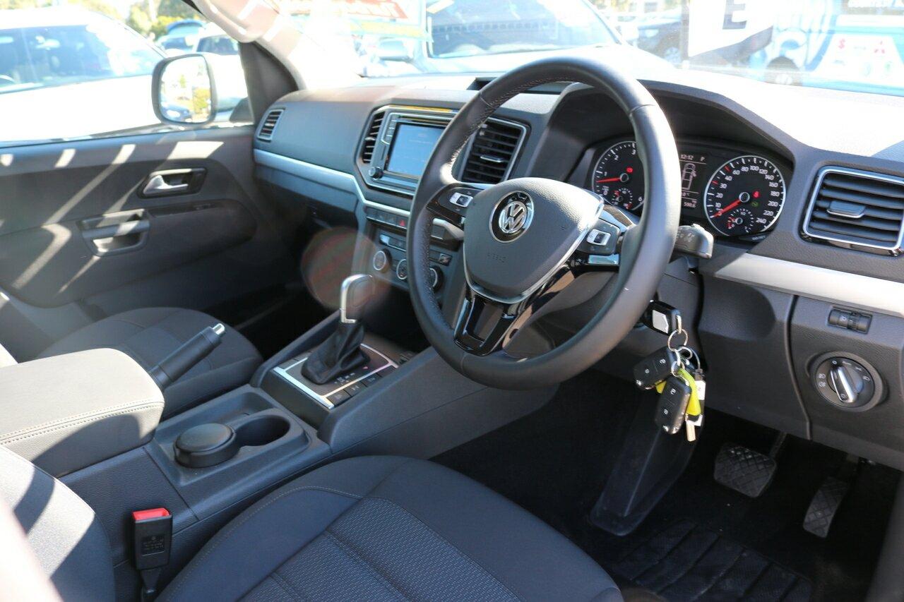 2018 Volkswagen Amarok TDI550 2H 4-Door Utility  - image 25
