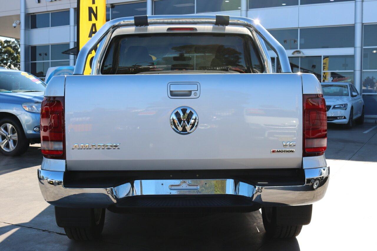 2018 Volkswagen Amarok TDI550 2H 4-Door Utility  - image 9