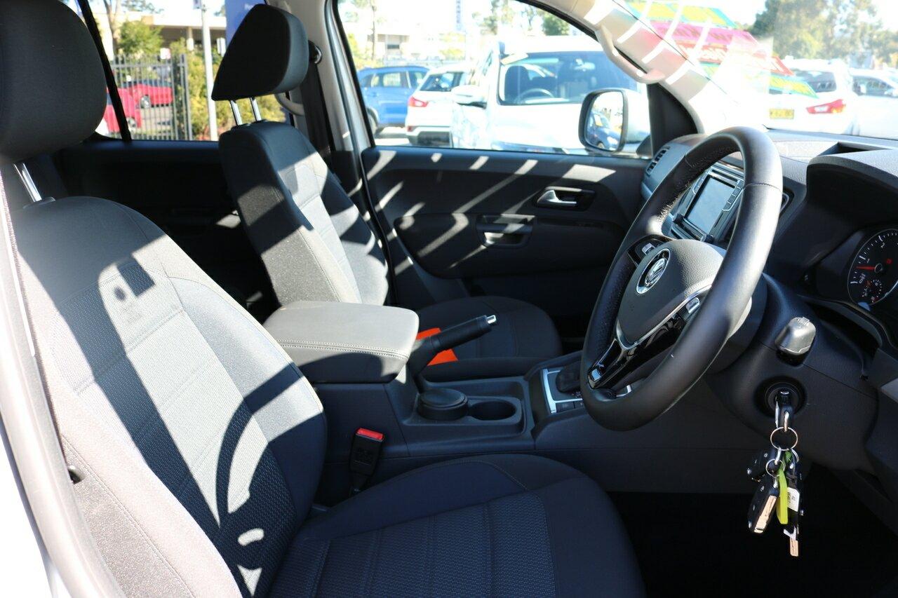 2018 Volkswagen Amarok TDI550 2H 4-Door Utility  - image 28
